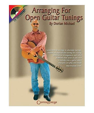 Hal Leonard ARRANGING FOR OPEN GUITAR TUNINGS
