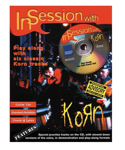 Alfred Music IN SESSIONS WITH KORN/ CD