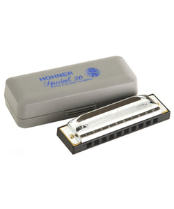 Hohner Armónica Fa Mayor M560066X Special 20