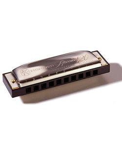 Hohner Armónica Si Bemol Mayor M560116X Special 20 Classic