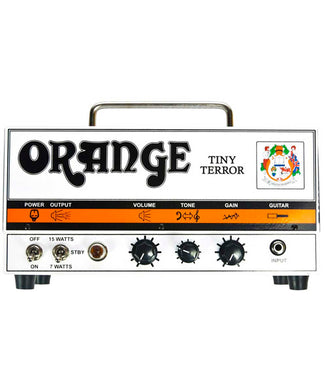 Orange Amplificador Para Guitarra Eléctrica 15W TT15H Tiny Terror