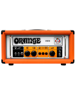 Orange Amplificador Para Guitarra Eléctrica 50W OR50H