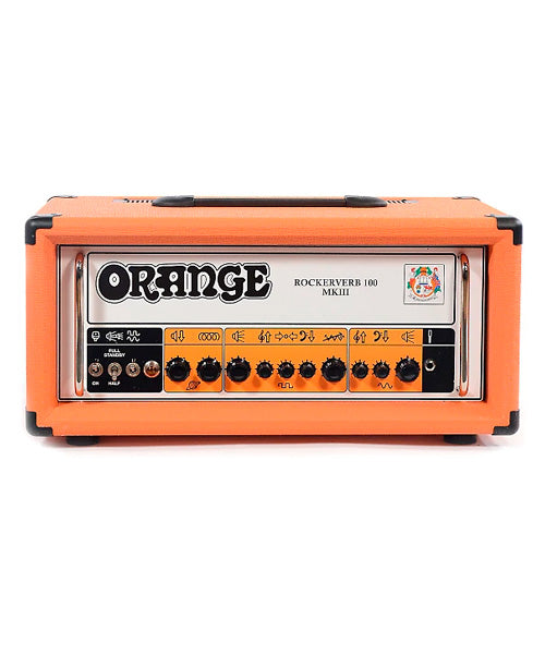 Orange Amplificador Para Guitarra Eléctrica 100W 100HMKIII Rockerverb