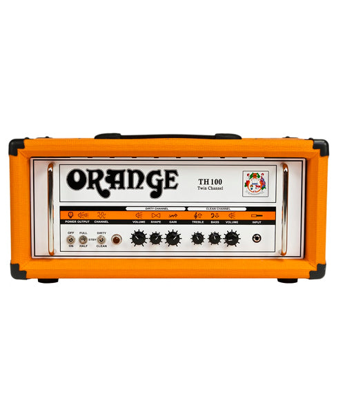 Orange Amplificador Para Guitarra Eléctrica 100W TH100H