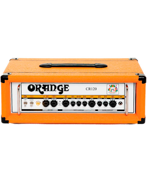 Orange Amplificador Para Guitarra Eléctrica 120W CR120H Crush