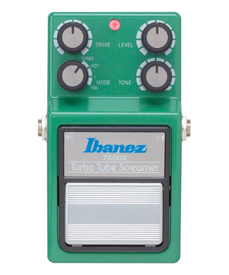 Ibanez Pedal Overdrive TS9DX Turbo Tube Screamer