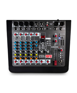 Allen & Heath Mezcladora De Audio ZEDi-10FX