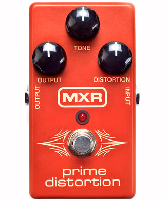 Dunlop MXR Pedal Distorsión M69 Prime Distortion