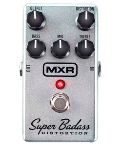 Dunlop MXR Pedal Distorsión M75 Super Badass Distortion