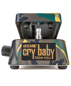 Dunlop Pedal de Efecto Cry Baby DB01 Wah Dimebag Darrell