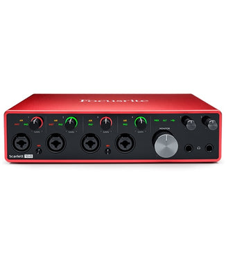 Focusrite Interface Scarlett 18i8 (3era Generación) MOSC0028