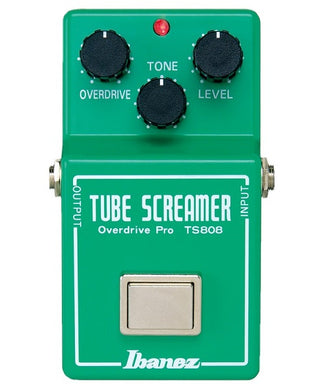 Ibanez Pedal de Efecto TS808 Original Tube Screamer