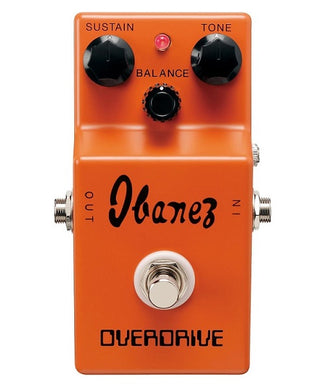 Ibanez Pedal de Efecto OD850 Overdrive Classic