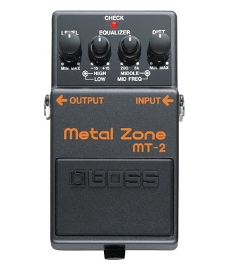 Boss Pedal MT-2 Metal Zone