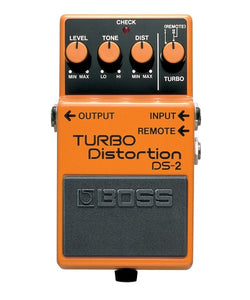 Boss Pedal DS-2 Turbo Distortion