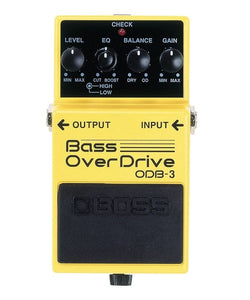 Boss Pedal ODB-3 Bass OverDrive