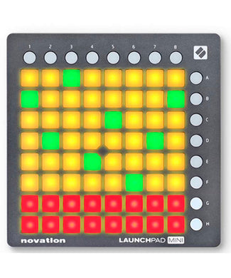 Novation Controlador NOVLPD05 Launchpad Mini