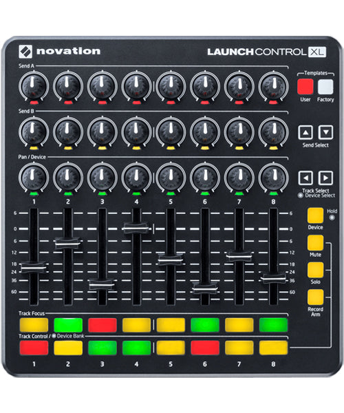 Novation Controlador NOVLPD10 Launch Control XL