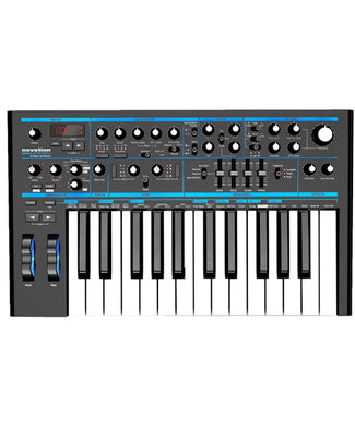 Novation Sintetizador NOVSYNTH03ULJP Bass Station II