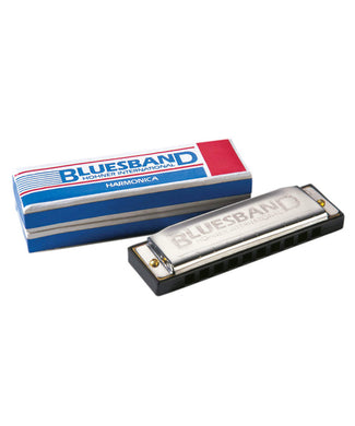 Hohner Armónica Diatónica Sol Mayor M55908XS Blues Band