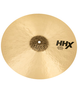 "Sabian Platillo HHX Complex 16"" 11606XCN Thin Crash"