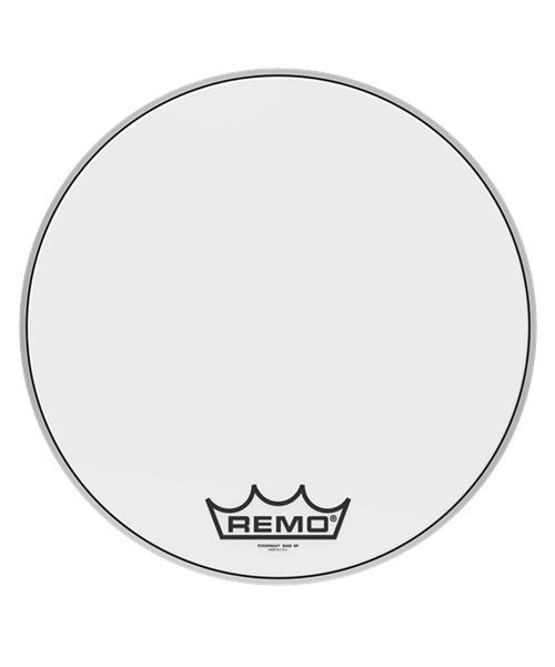 "Remo Parche 26"" PM-1026-MP Powermax Ultra White"
