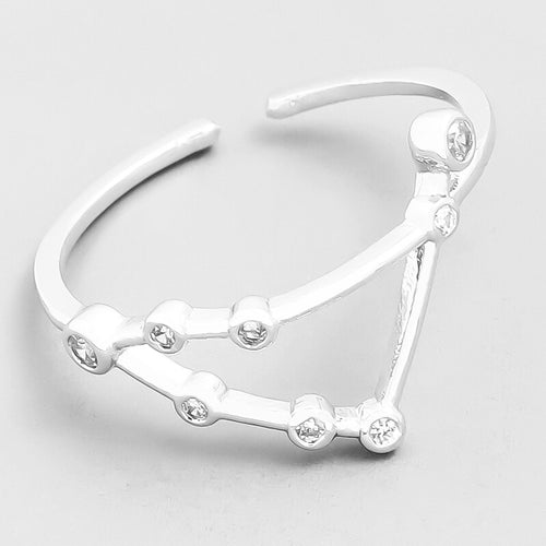 Capricorn Constellation Ring - Melonope