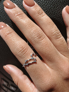 Leo Constellation Ring - Melonope