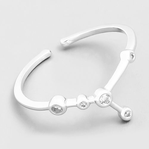 Cancer Constellation Ring - Melonope