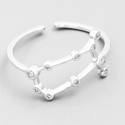 Gemini Constellation Ring - Melonope