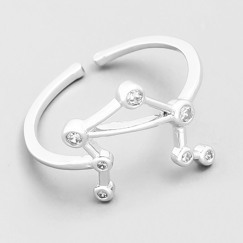 Libra Constellation Ring - Melonope