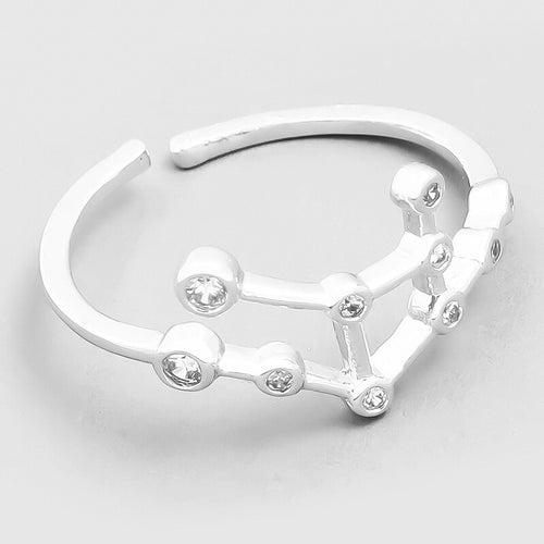 Virgo Constellation Ring - Melonope