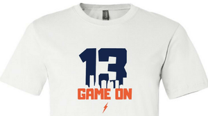 "Paul George ""Game On"" Tee"