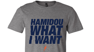 """Hamidou What I Want"""