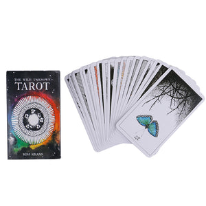 TAROT 78 PCS. ORACLE CARDS