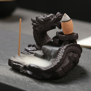 DRAGON INCENSE BASE