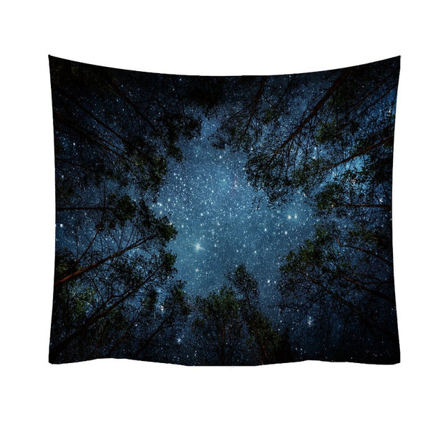 STARRY NIGHT SKY/ SPACE TAPESTRY