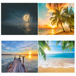 SCENIC BEACH TAPESTRY (DIFFERENT VARIETY)
