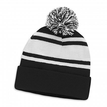 Commodore Beanie with Pom Pom