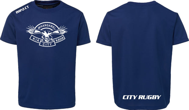 City Rugby Club Tee ADULTS