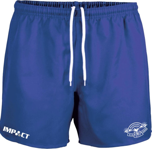 City Rugby Club Shorts ADULTS
