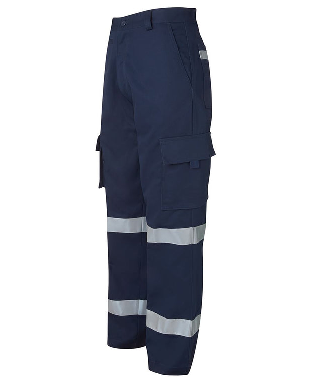 Mercerised Multi Pocket Pant with Reflective Tape