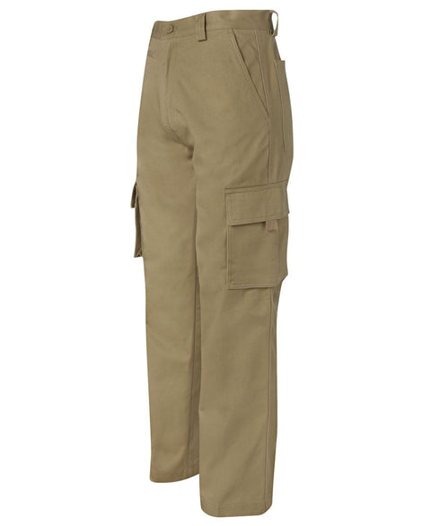 Mercerised Multi Pocket Pant