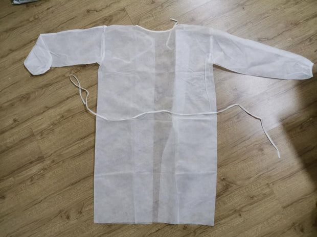 Disposable Isolation Gown (Out of Stock)