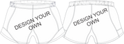 3DA Elite League Sublimated Shorts