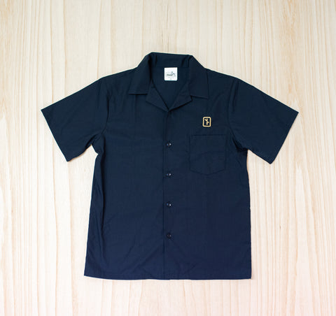 Excellere College Navy Boys Shirt
