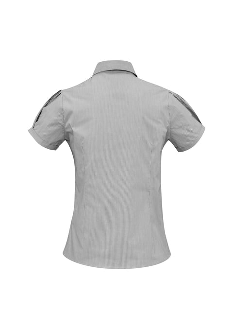Ladies Berlin Short Sleeve Shirt