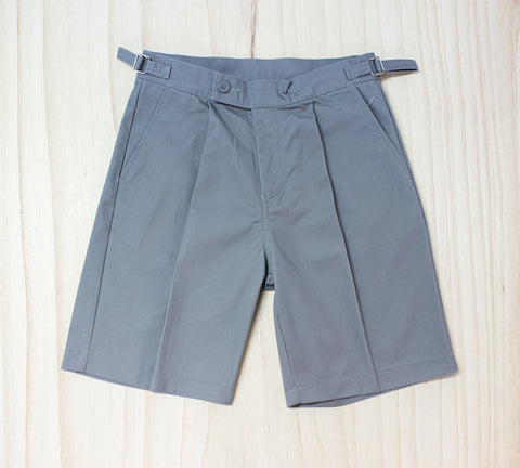 Kamo Intermediate Boys Grey TAB Shorts