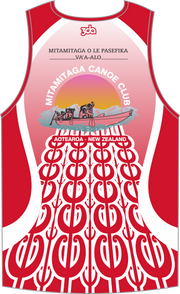 Mitamitaga Waka Ama Mens and Juniors Singlet