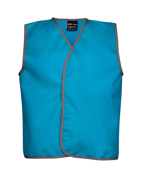 Kids Coloured Tricot Vest
